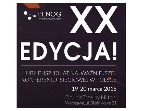 PLNOG20 Warszawa