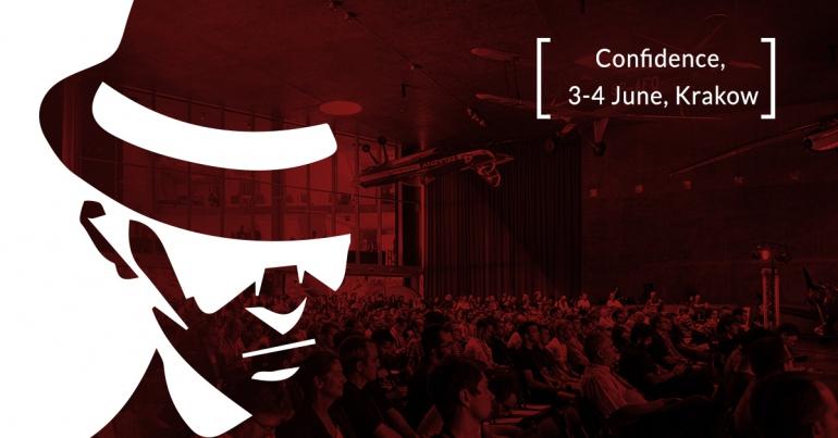EMCA partnerem konferencji CONFidence 2019 w Krakowie